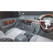 WOODGRAIN INTERIOR STYLING KIT FOR VN & VP COMMODORE SEDANS