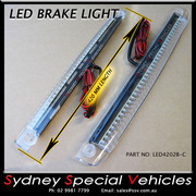 REPLACEMENT LED BRAKE LIGHT FOR REAR WING SPOILER 420 mm long