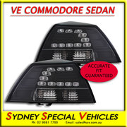 LED TAIL LIGHTS FOR VE COMMODORE OMEGA, SS, SSV, SV6 SEDAN