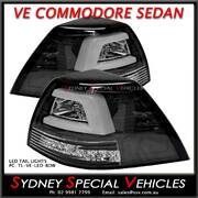 FULL LED TAIL LIGHTS FOR VE COMMODORE OMEGA, SS, SSV, SV6 SEDAN