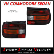 TAIL LIGHTS FOR VN COMMODORE SEDANS - PAIR OF