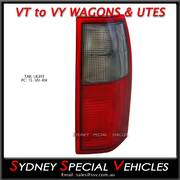 TAIL LIGHT FOR VU COMMODORE UTE - DRIVER'S SIDE