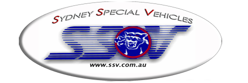 Sydney Special Vehicles